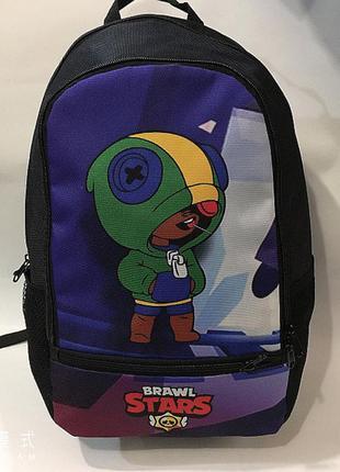 Рюкзак брэвелстарз,герои брэвел, школьный портфель