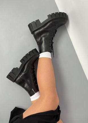 Стильные осенние ботинки берцы 🔥