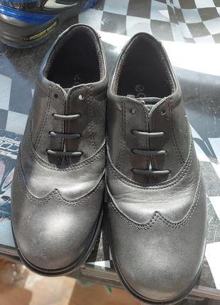 Ecco 32 школьные туфли