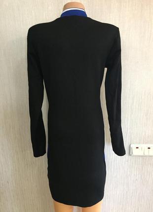 Классное теплое спортивное платье по фигуре fb sister