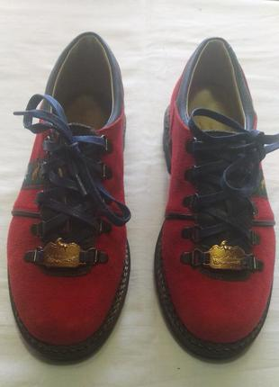 Брэндовые натуральльный замш и кожа туфли,ботинки, лоферы, оксфорды.25стелька