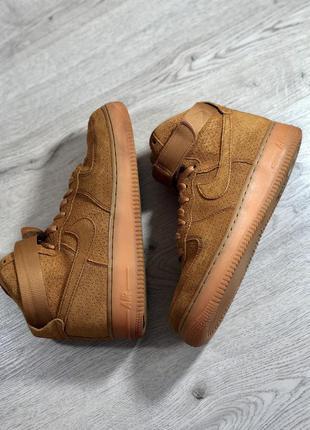 Nike air force 1 топ кроссовки на осень