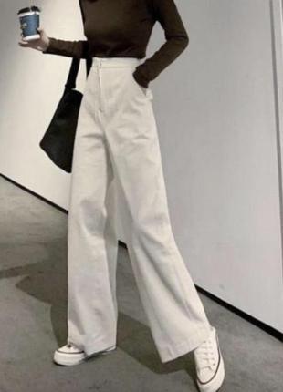 Стильные клёш джинсы gap