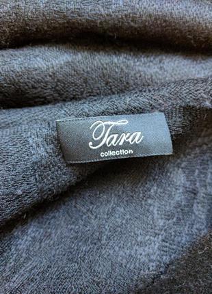 Tara класична шаль шарф пашміна