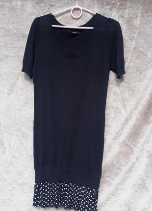 Трикотажное платье от george