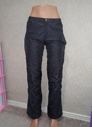 Плащёвые штаны xs/s