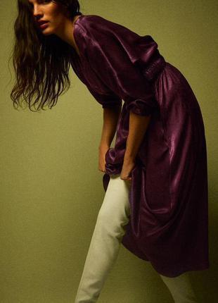 Гарна сукня міді від італійськоі🇮🇹🇮🇹🇮🇹🇮🇹zara
