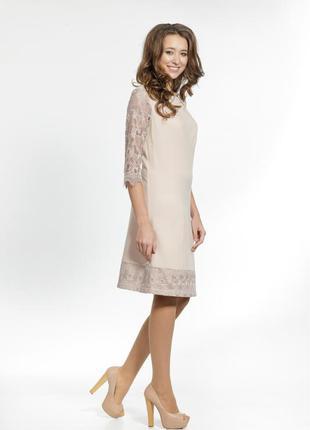 Прекрасное платье от украинского производителя.