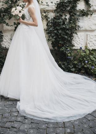 Весільне плаття xs/s
