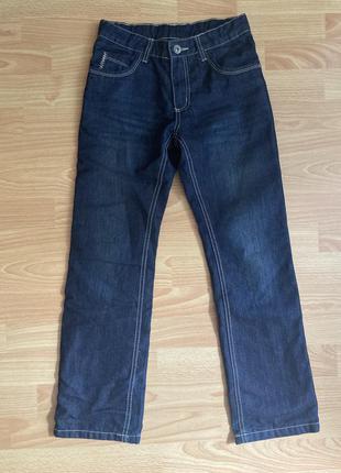 Утеплені термо джинси pepperts, р.140