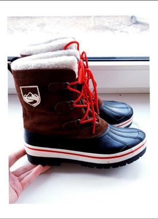 Зимние сапоги, ботинки walkx. германия