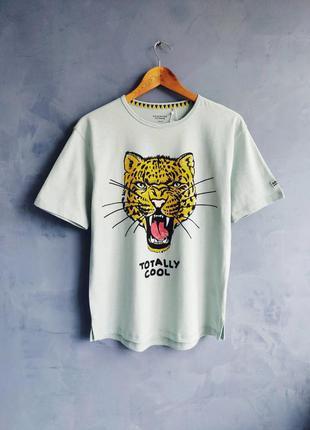 Хлопковая футболка reserved размер на рост 164 см и 170 см