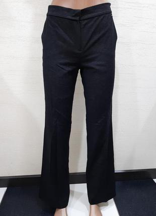 Шерстяные классические брюки escada sport josephine