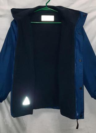 Водонепроницаемая двусторонняя демисезонная куртка result storm stuff, англия