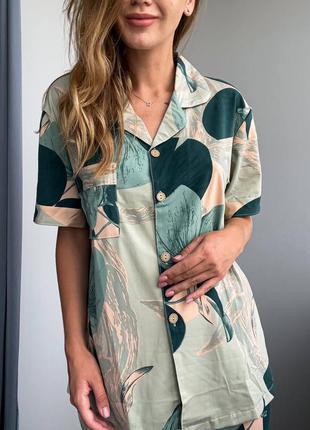 Домашняя одежда пижама