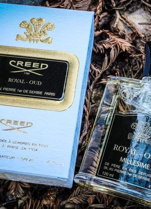 Creed royal oud оригинал затест распив и отливанты аромата