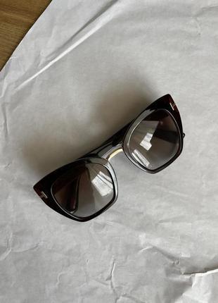 Новые очки квадратной формы