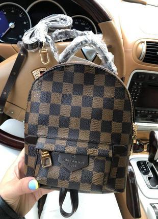 🥥 рюкзак мини в стиле louis vuitton