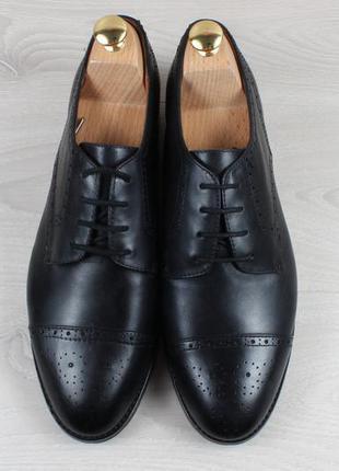 Женские кожаные туфли / броги geox respira оригинал, размер 41
