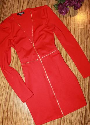 Шикарное платье размер 12