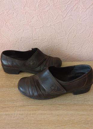 Красивые туфли medicus  натуральная кожа акция 1+1=3