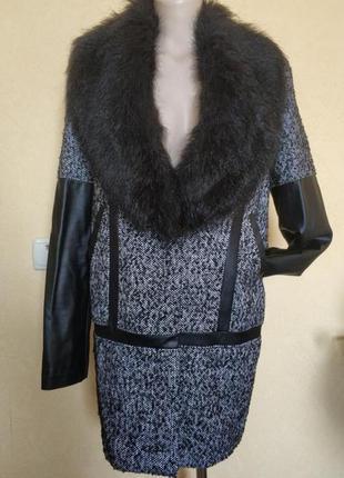 Пальто демисезонное боченок