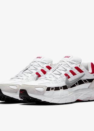 Мужские кроссовки nike p-6000 (cv3038-100)