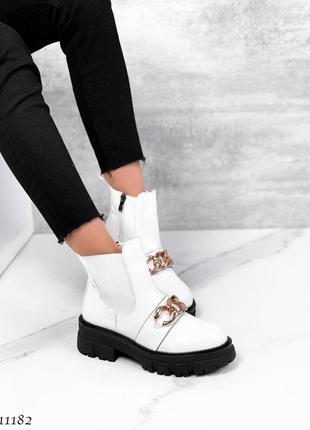 Р. 36-41 стильные деми ботиночки