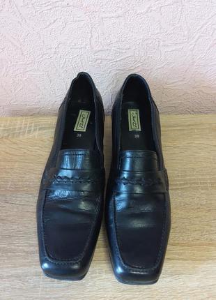 Красивые туфли  janet d натуральная кожа акция 1+1=3