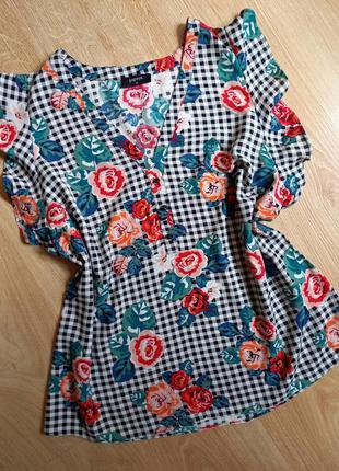 Блуза на 48 размер