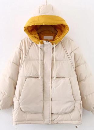 Куртка, парка, наша зима