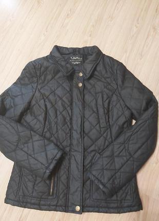 Куртка стеганка,утепленная байка внутри