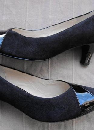 Gabor (37) замшевые туфли женские