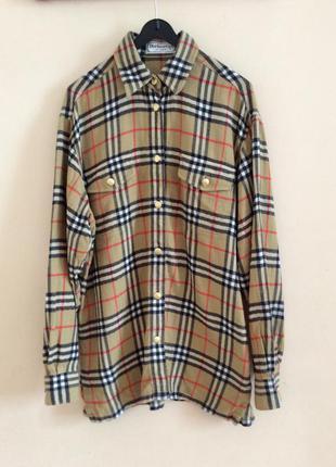 Шикарная аутентичная рубашка винтаж