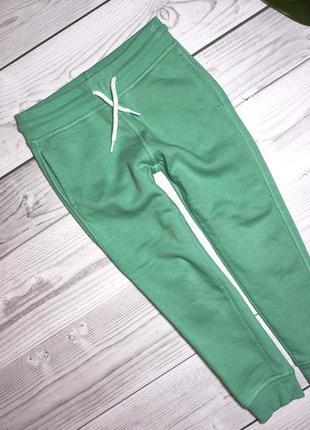 Спортивные штаны для девочки 3-4 года