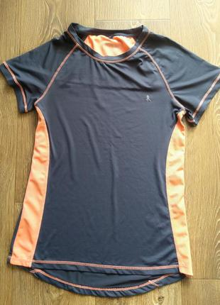Женская футболка для занятий спортом 12 размер
