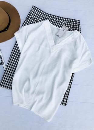 Базова натуральна блуза