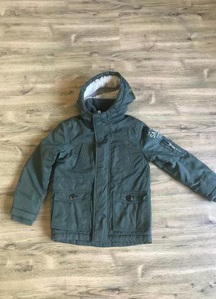 Тёплая курточка для мальчика palomino