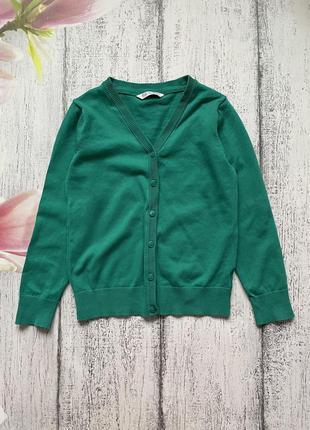 Крутая кофта кардиган свитер f&f 6-7лет