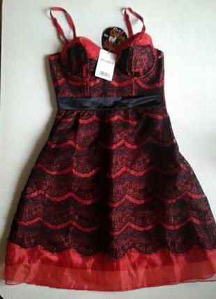 Нарядное платье jennyfer
