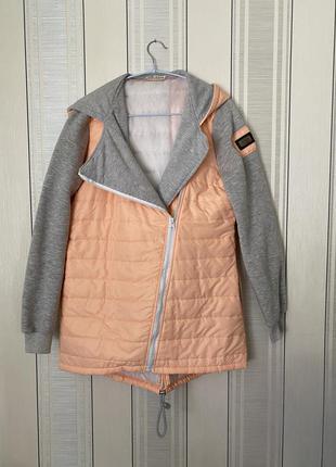 Куртка худи свитшот