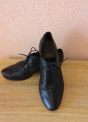 Красивые туфли fidji fidji  натуральная кожа акция 1+1=3