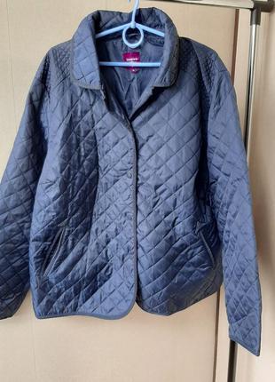 Куртка стёганная без капюшона