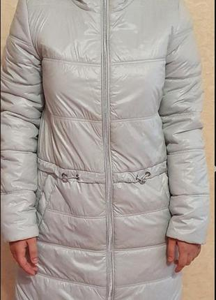 Пальто демисезонное оstin. куртка