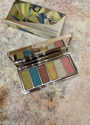 Шикарные тени rare beauty confident energy eyeshadow palette