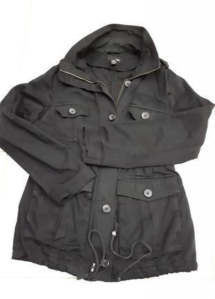 Куртка парка від н&м