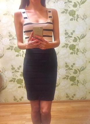 Неймовірне плаття резинка,яке підкреслить вашу фвгуру