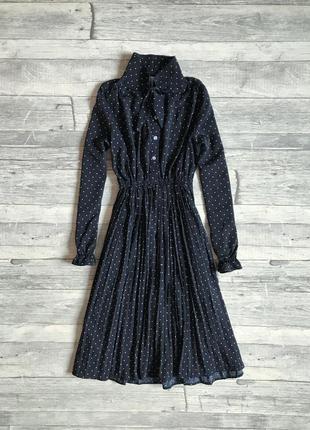Невероятное платье в горошек yomi