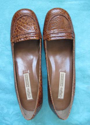 Buffalo london (38, 24 см) туфли женские