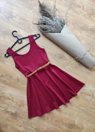 Сукня,плаття,платье,красное платье